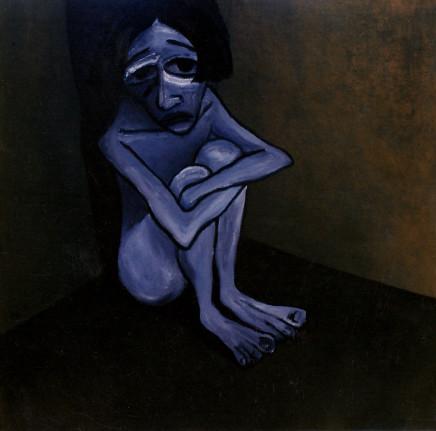 Duan Yingmei 段英梅, Corner 2, 1996
