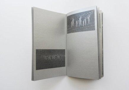 Alice Wang 王凝慧, Artist Book 艺术家书, 2017