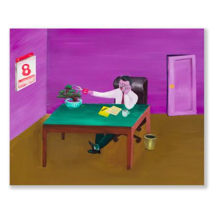 Huang Hai-Hsin 黄海欣, Office Hour #2 办公时光#2, 2012