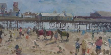Adam Ralston MAFA, Playtime at the Beach
