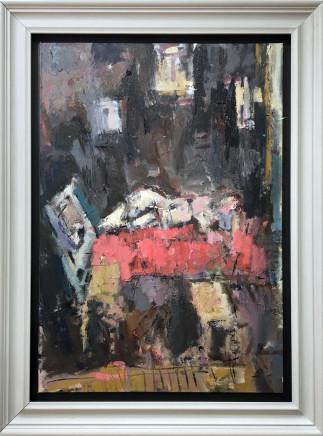 Ian Norris MAFA, After Matisse