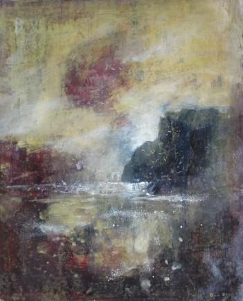 David Bez, Moon Over the Head Wind , 2018