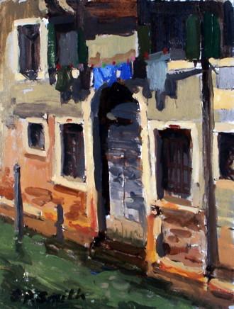 Steven Smith, Door study on Fondamenta Nove/Fondamenta Dei Medicanti, Venice