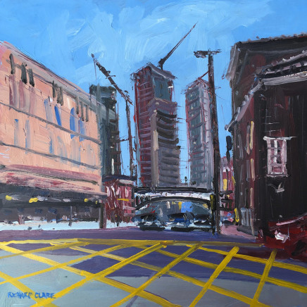 Richard Clare, The Towers of Deansgate