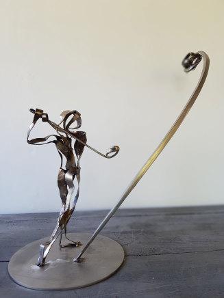 Clare Bigger, Miniature Golfer
