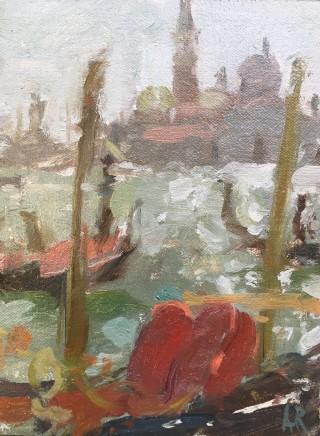 Adam Ralston MAFA, Gondola, Venice, 2019