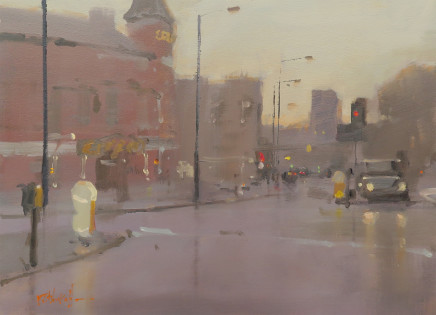 Michael Ashcroft MAFA, City Road, Manchester