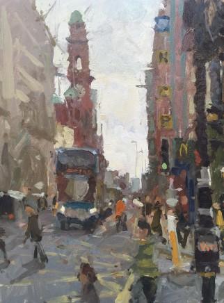 Adam Ralston MAFA, Oxford Rd., Manchester