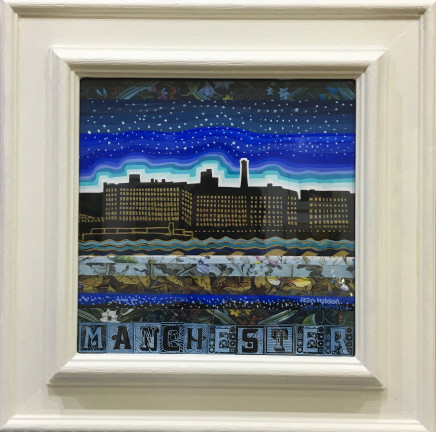 Jean Hobson, Royal Mills, Manchester, 2018