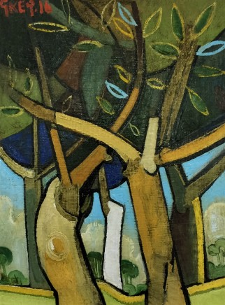 Geoffrey Key, White Tree Grove