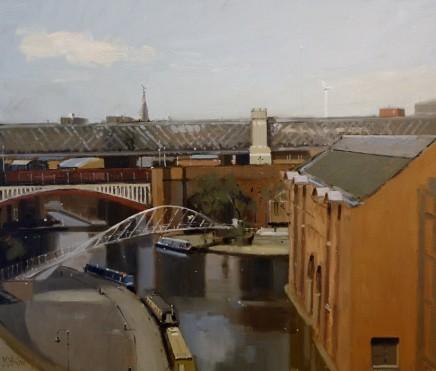 Michael Ashcroft MAFA, Castlefield, Manchester