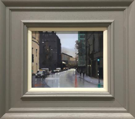 Michael Ashcroft MAFA, A Saturday Afternoon in Manchester