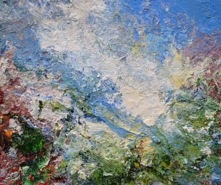 Matthew Bourne, Pools Of Water, Heavy Ground, Blue Sky, 2018