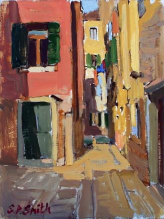 Steven Smith, Corte Nova, Calle De La Testa, Venice