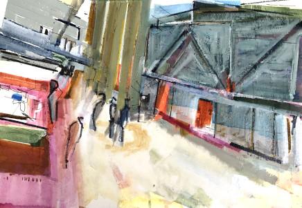 Colin Taylor MAFA, Royal Exchange Theatre #29