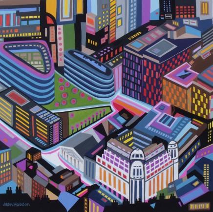 Jean Hobson, Spinningfields