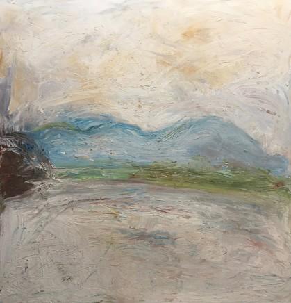 Richard Cook, Brechfa Pool (Black Mountains), 2010
