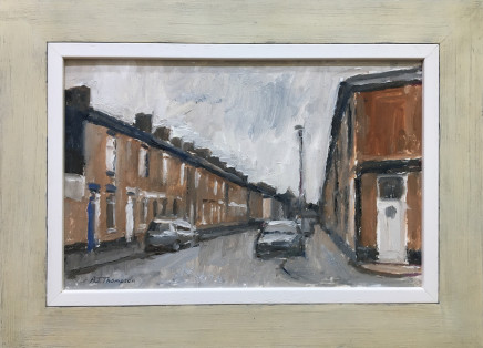 Alan James Thompson, Nelson St., Hyde, 2018