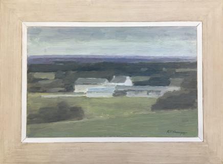 Alan James Thompson, Farm Buildings