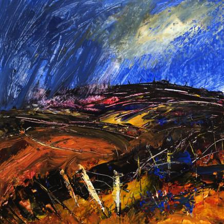 Richard Clare, Autumn Moorland