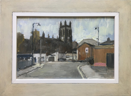 Alan James Thompson, St. Mary's, Stockport, 2018