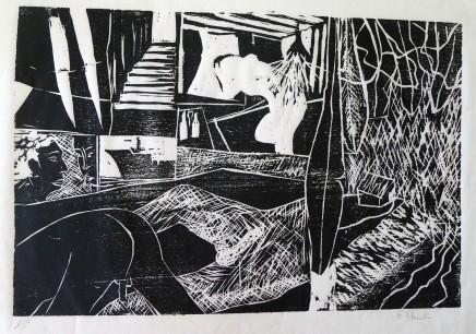 Florian Foerster, Inside Santa Maria - for J.C.Onetti, Nr 02