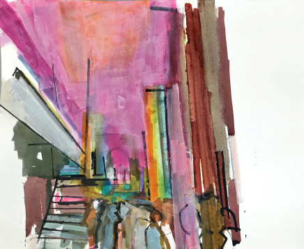 Colin Taylor MAFA, Royal Exchange Theatre #30