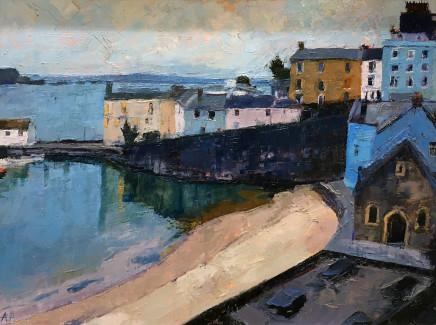 Anne Aspinall MAFA, Tenby Harbour