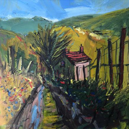 Richard Clare, Track to Pennine Farm