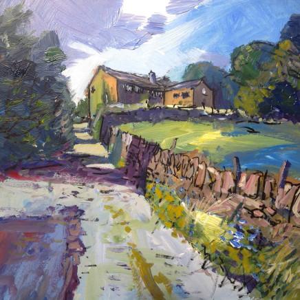 Richard Clare, Cottages, Dale Lane, Delph