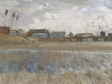 Adam Ralston MAFA, Central Pier with Triffids