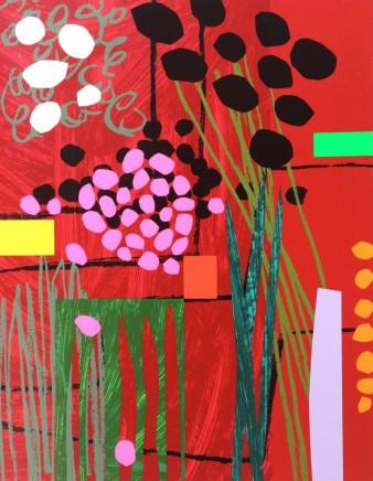 Bruce McLean, Healing Garden, 2010