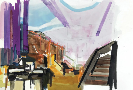 Colin Taylor MAFA, Royal Exchange Theatre #26