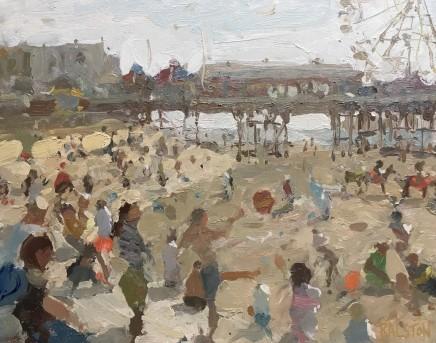 Adam Ralston MAFA, A Day At The Beach