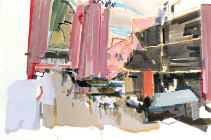 Colin Taylor MAFA, Royal Exchange Theatre #32