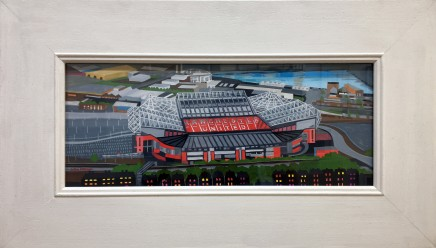 Jean Hobson, Theatre of Dreams, Manchester