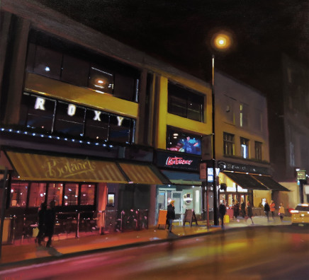 Michael Ashcroft MAFA, A Night on the Town, Manchester