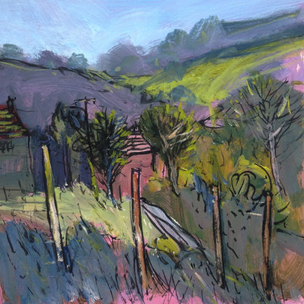 Richard Clare, Late Afternoon in the Dale