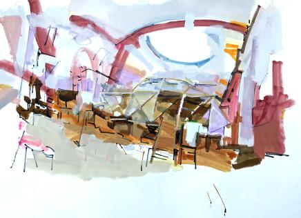 Colin Taylor MAFA, Royal Exchange Theatre #9