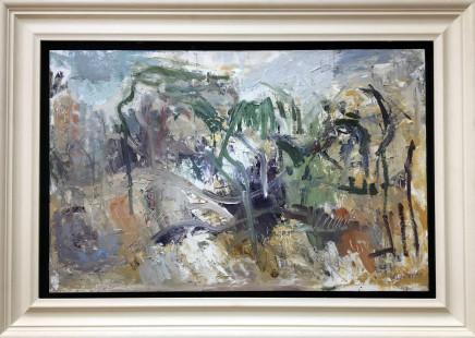 Ian Norris MAFA, Trees Formby Sands