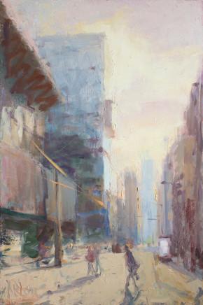 Norman Long MAFA, Line of Fire Mosley Street