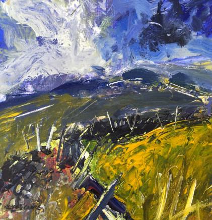 Richard Clare, Moorland Wall