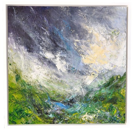 Matthew Bourne, Into The Valley, Darkening Sky, Lying Water