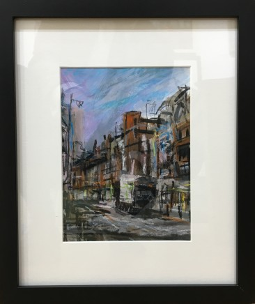 Matthew Thompson, Delivery Truck, Oldham Street (Small)