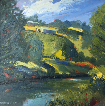 Richard Clare, Walk Along the Canal