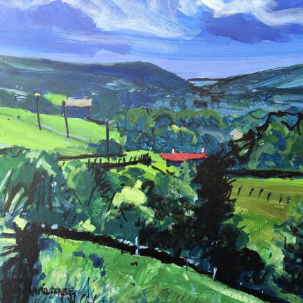 Richard Clare, West Pennine Landscape No.1