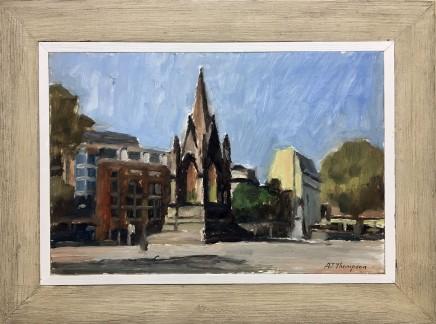 Alan James Thompson, Albert Square, Manchester