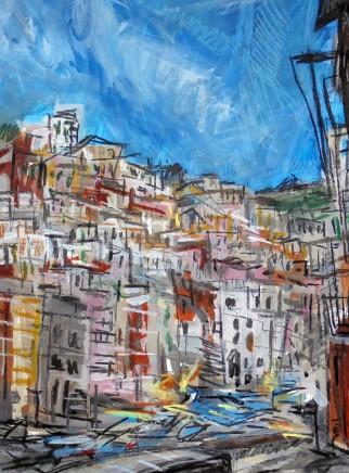 Matthew Thompson, Riomaggiore, Italy