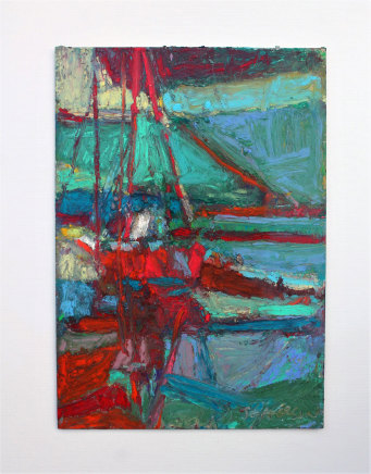 Craig Jefferson NEAC, Masts Study 2