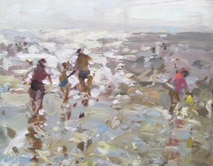 Adam Ralston MAFA, Catching Waves